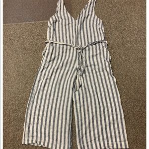 Pocketed Jumpsuit
